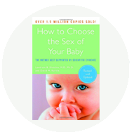 How To Choose the Sex of Your Baby by Landrum B. Shettles, M.D and David M. Rorvik